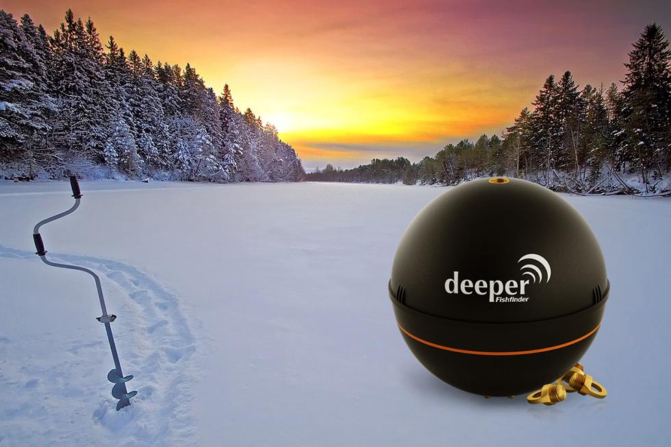 deeper fishfinder